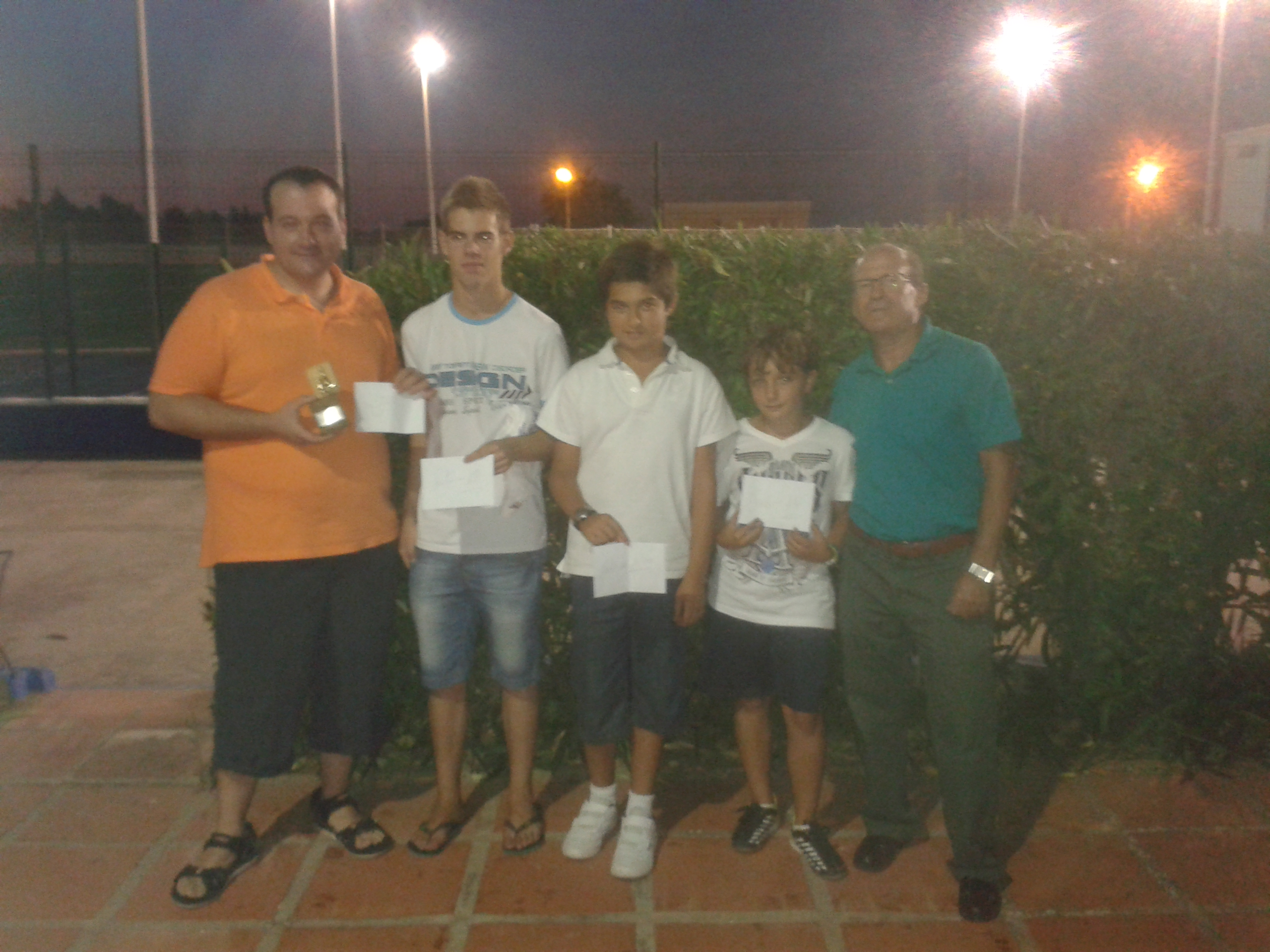 Chiclana open